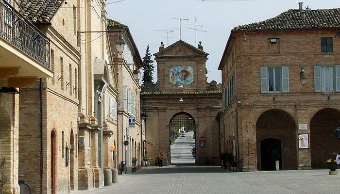 Servigliano - Piazza Roma