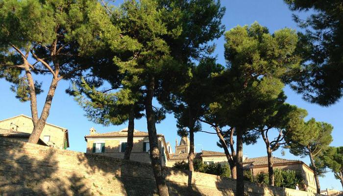 montecassiano-mura