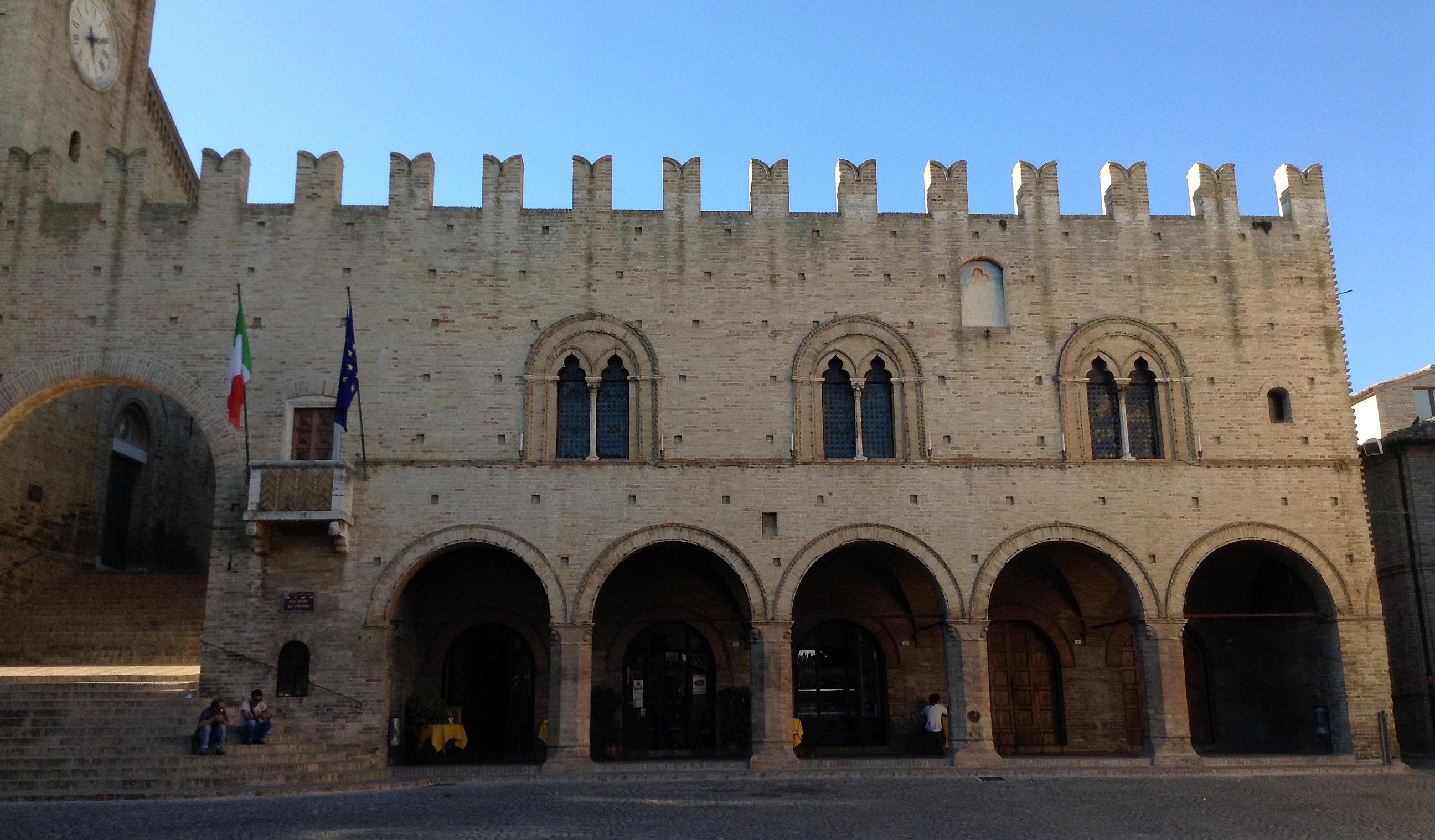 Palazzo dei Priori Montecassiano