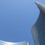 Porta Nuova: Milano verso l'alto