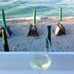 L'aperitivo d'estate a Portonovo