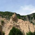 Le Lame Rosse, il canyon delle Marche