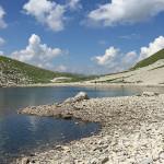 Dalla cima del Vettore al Lago di Pilato