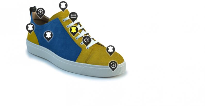 Crea la tua scarpa su misura made in marche i viaggi for Crea la tua casa