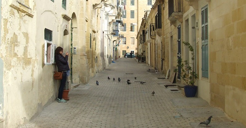 Malta in inverno