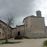 Il piccolo castello di Serralta