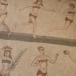 I superbi mosaici di Villa del Casale