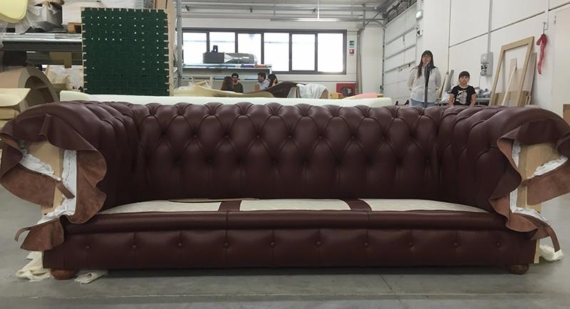 Marche Di Divani. Design Sofa With Chaise Longue Fabric With Marche ...