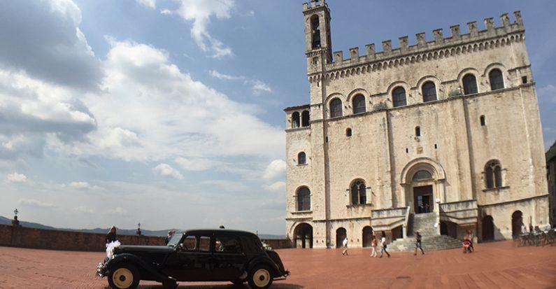 Tre le botteghe artigiane di Gubbio