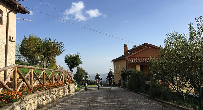Itinerario Sibillini