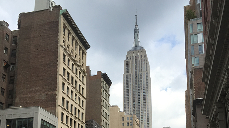 Il fascino intramontabile della 'Vecchia New York'