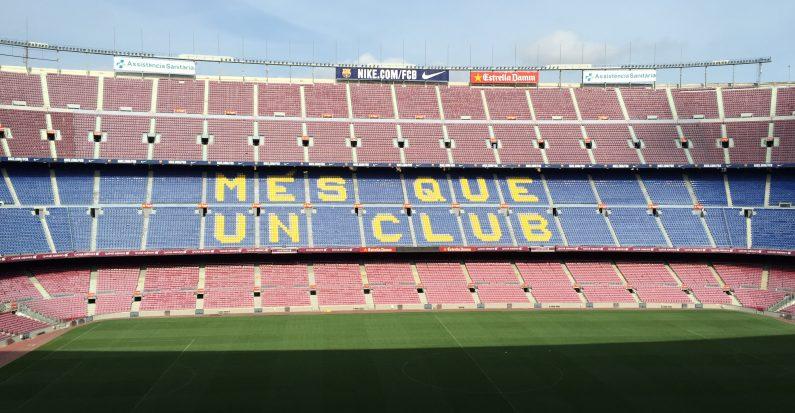 Camp Nou: il tempio laico dello sport