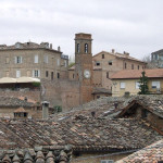 Sant'Angelo in Pontano: il paese diviso in due