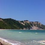 Conero: the Mezzavalle beach