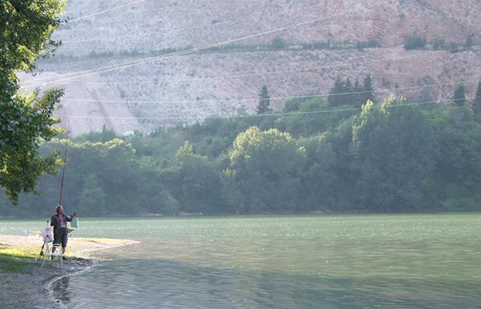 Il Lago di Caccamo - Un ottimo ristorante e molti barbecue a disposizione, perfetto per una domenica di puro relax.