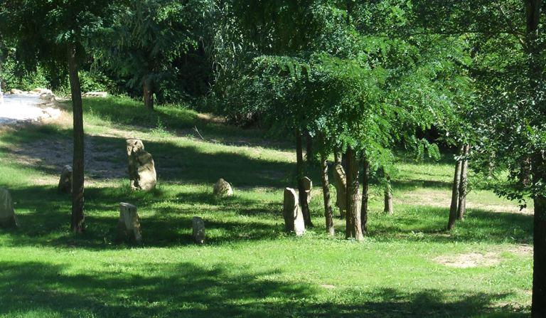Una curiosa versione locale di stone age