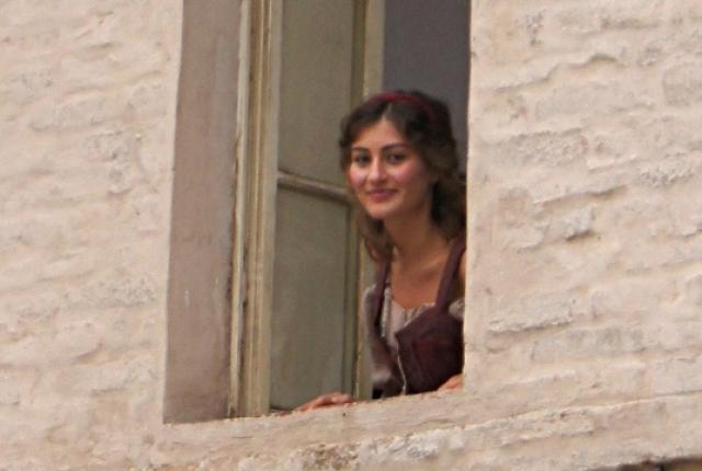 Gloria Ghergo - la Silvia de Il Giovane favoloso Foto_ Cronache Maceratesi.