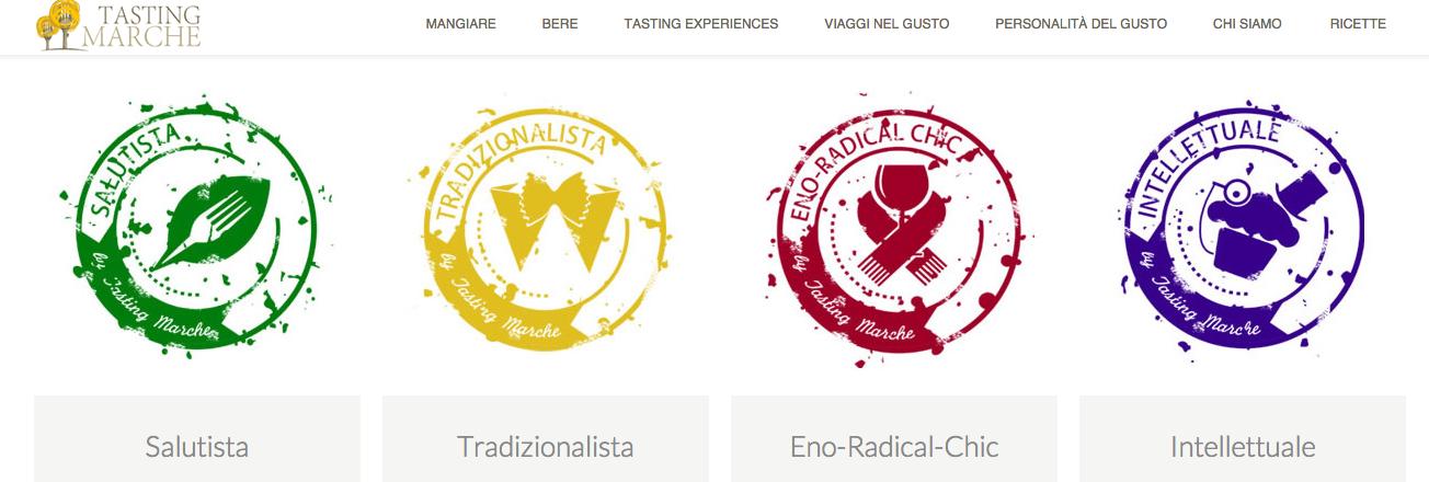 Tasting Marche il sito e-commerce dedicato alle eno-gastronomia marchigiane.