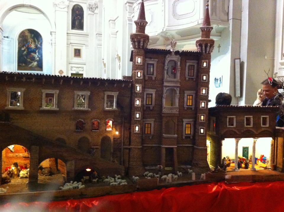 Anche Palazzo Dicale diventa un presepe!