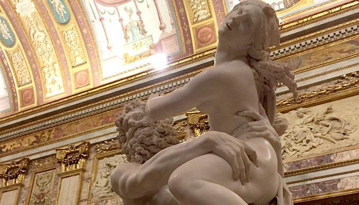 Le meraviglie di Villa Borghese