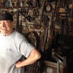 La bottega che lavora il ferro da oltre 150 anni