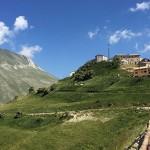 Castelluccio, il paese dove si scrive sui muri