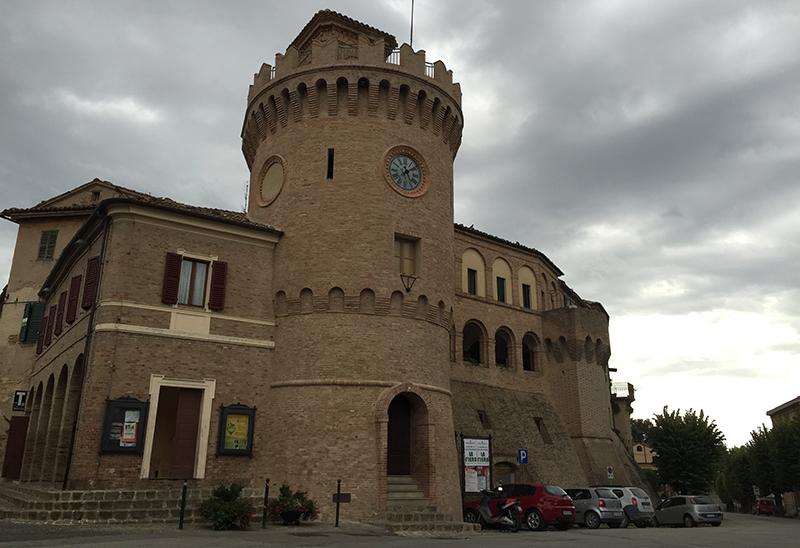 montecarotto-mura