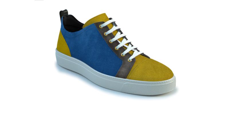 sneakers-giallo-blu