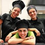 Storie di Chef, Donne, con gli attributi