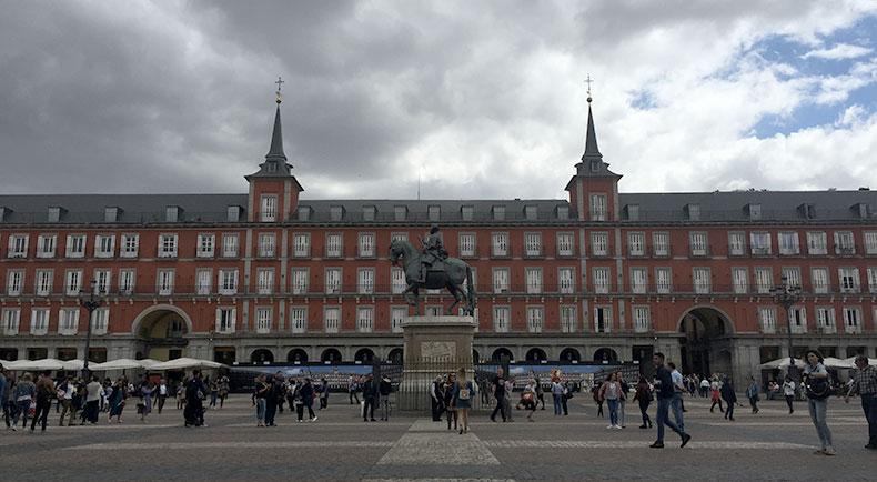 Madrid 10 anni dopo: impressioni di una capitale profondamente cambiata