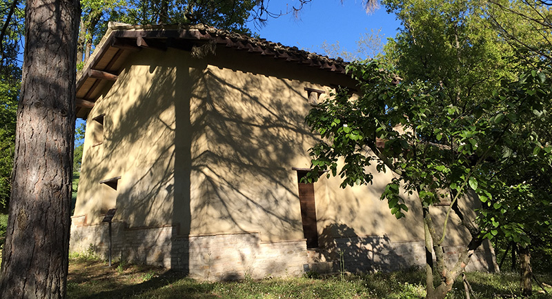 La casa di terra di treia e il suo piccolo museo i for Case di terra