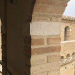 I camminamenti di ronda della Basilica di Loreto