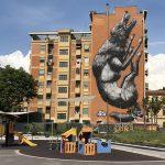 Itinerario a piedi al Testaccio, tra street art e archeologia industriale