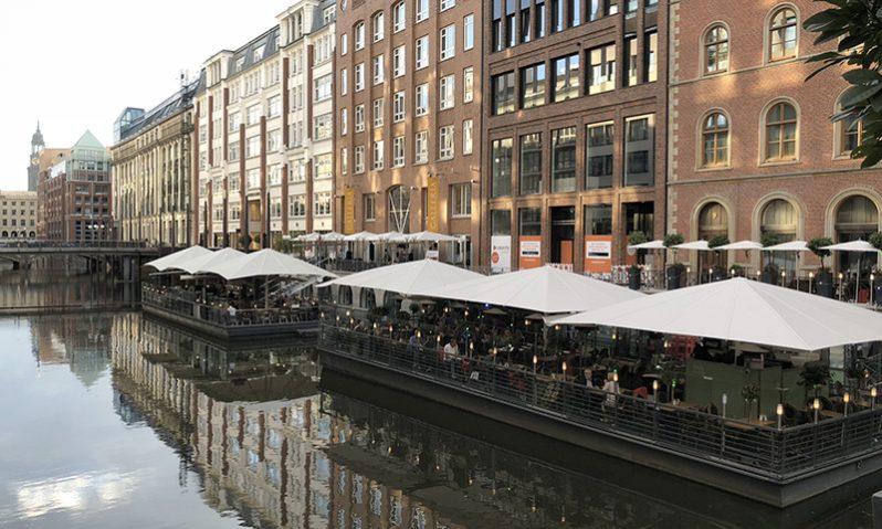 I canali di Amburgo