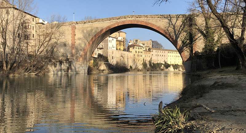 Ponte della Concordia - Fossombrone
