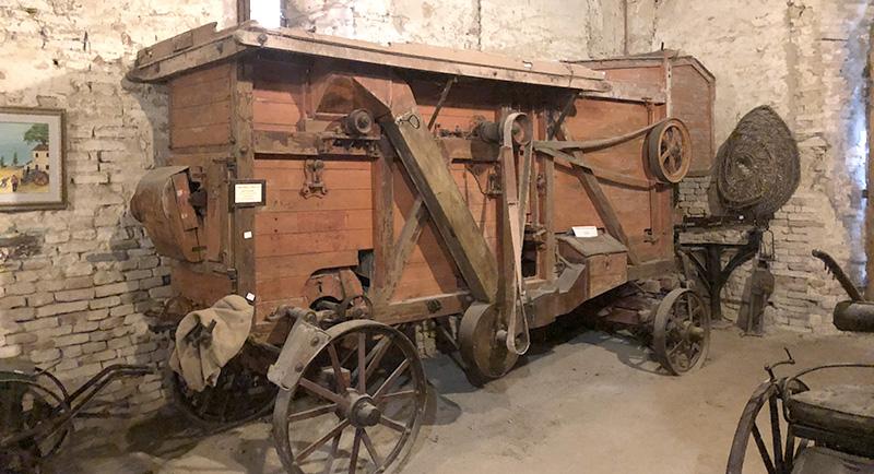 mombaroccio museo civiltà contadina