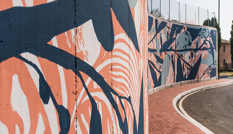 Murales di Tellas