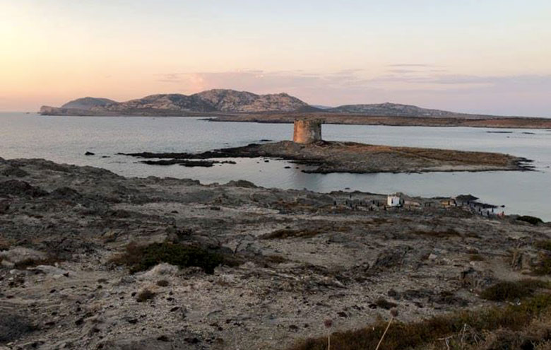 Itinerario Sardegna del Nord: Stintino la spiaggia La Pelosa